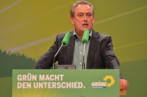 Horst Becker MdL, Parlamentarischer Staatssekretär im Umweltministerium